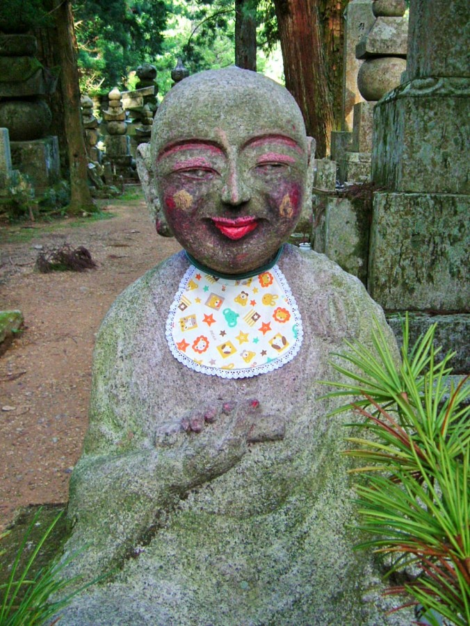 Decorated Jizo